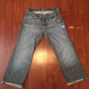 7 For All Man Kind Jeans (Relaxed)